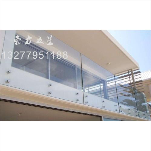 不锈钢玻璃护栏-8