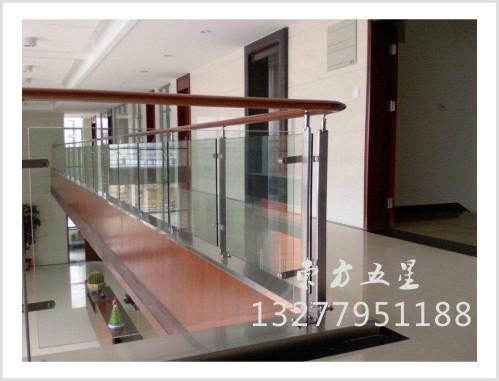 不锈钢玻璃护栏-10